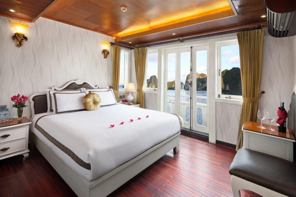 glamor star cruise halong bay